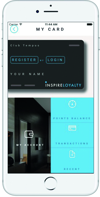 Inspire loyalty, innovative, points based loyalty program for hotels.  Loyalty cards, loyalty app and bespoke loyalty website. Save on online travel agent commission, increase engagement levels with guests and reward them for repeat business, Staff incentives.