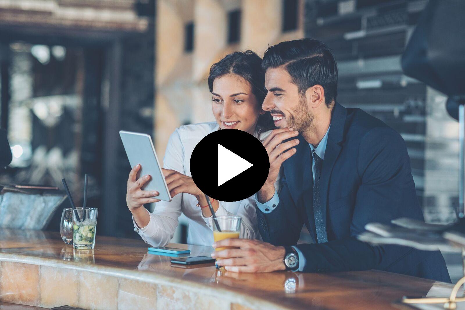 Inspire loyalty video loyalty program